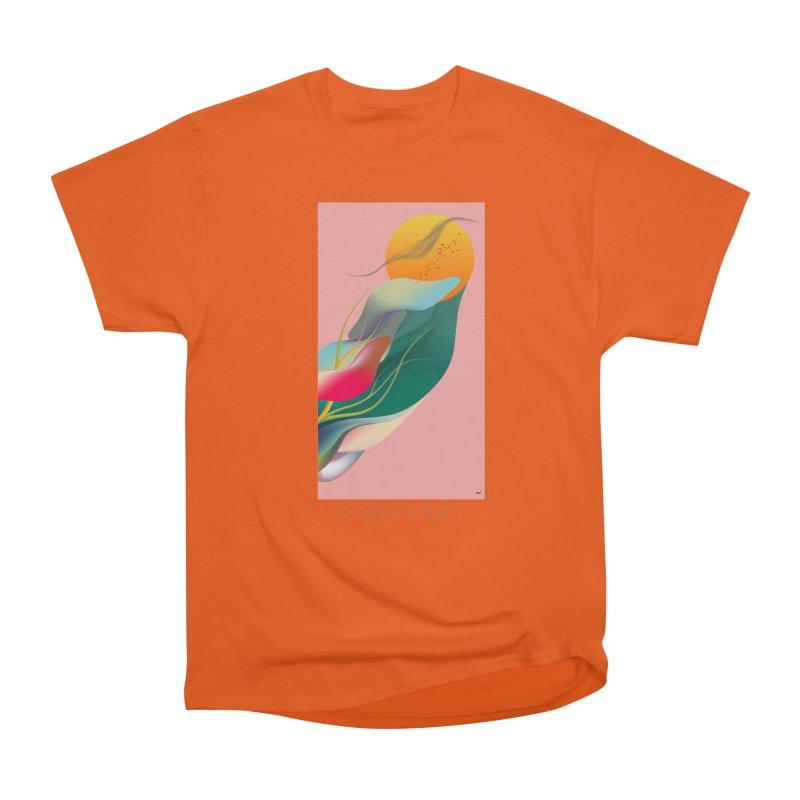 CONVERGE Men's T-Shirt by mu's Artist Shop