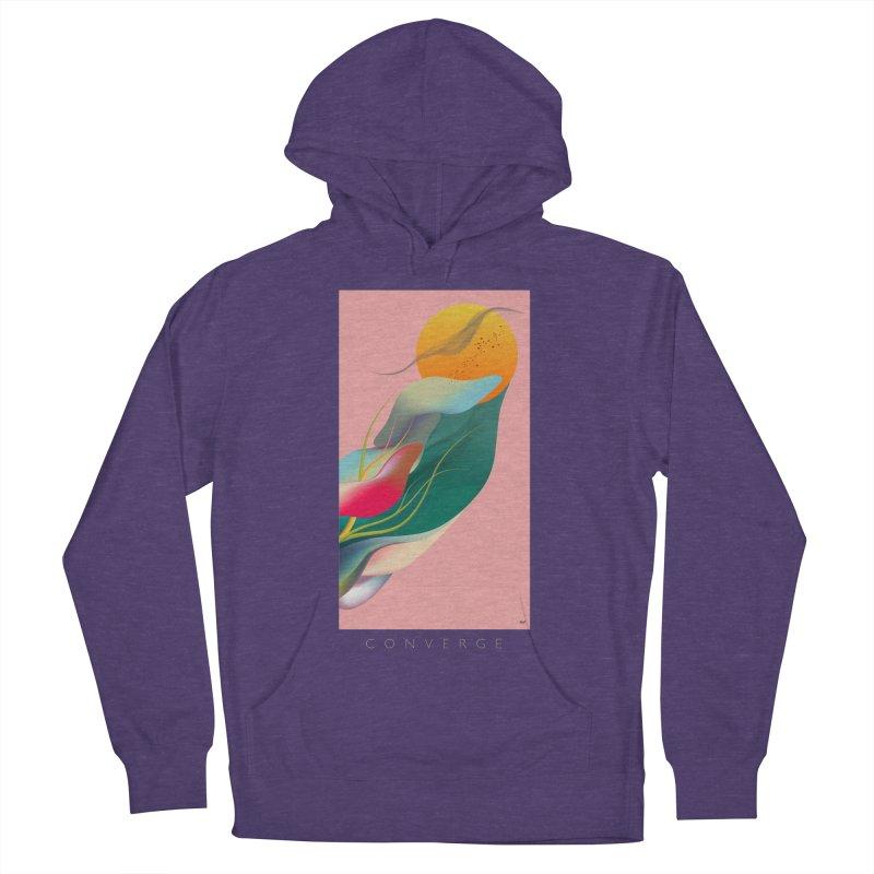 CONVERGE Women's Pullover Hoody by mu's Artist Shop