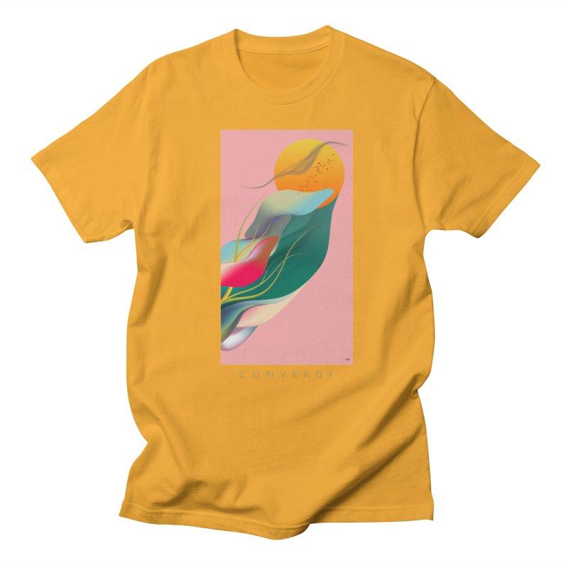 CONVERGE Women's Unisex T-Shirt by mu's Artist Shop