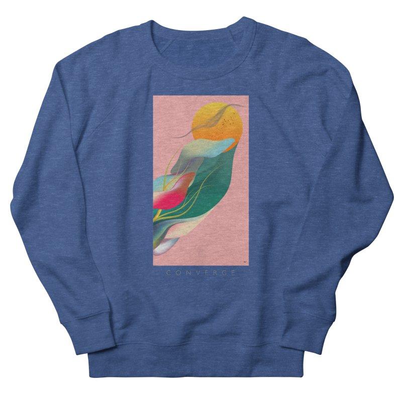 CONVERGE Men's Sweatshirt by mu's Artist Shop