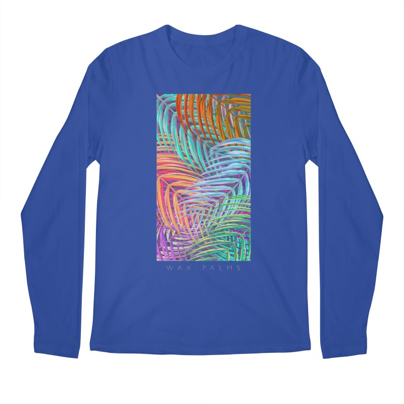 WAX PALMS Men's Longsleeve T-Shirt by mu's Artist Shop