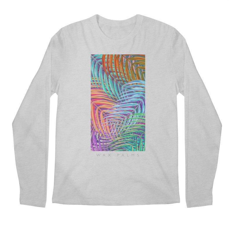 WAX PALMS Men's Longsleeve T-Shirt by mu's Artist Shop
