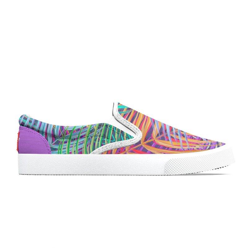 WAX PALMS Men's Shoes by mu's Artist Shop
