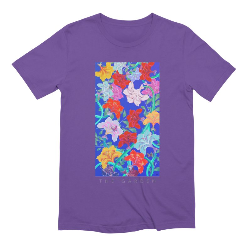 THE GARDEN Men's Extra Soft T-Shirt by mu's Artist Shop