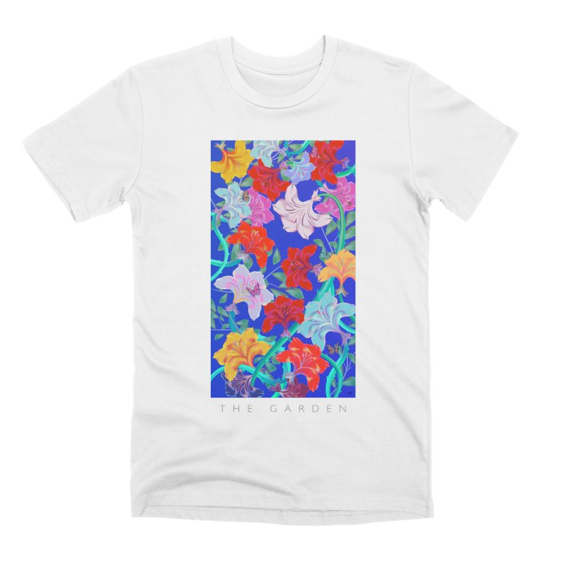 THE GARDEN Men's Premium T-Shirt by mu's Artist Shop