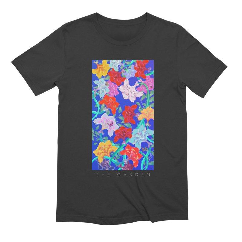 THE GARDEN Men's Extra Soft T-Shirt by mu's Artist Shop