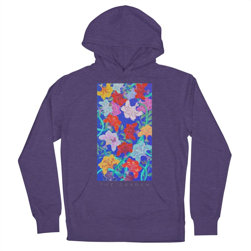 THE GARDEN Women's Pullover Hoody by mu's Artist Shop
