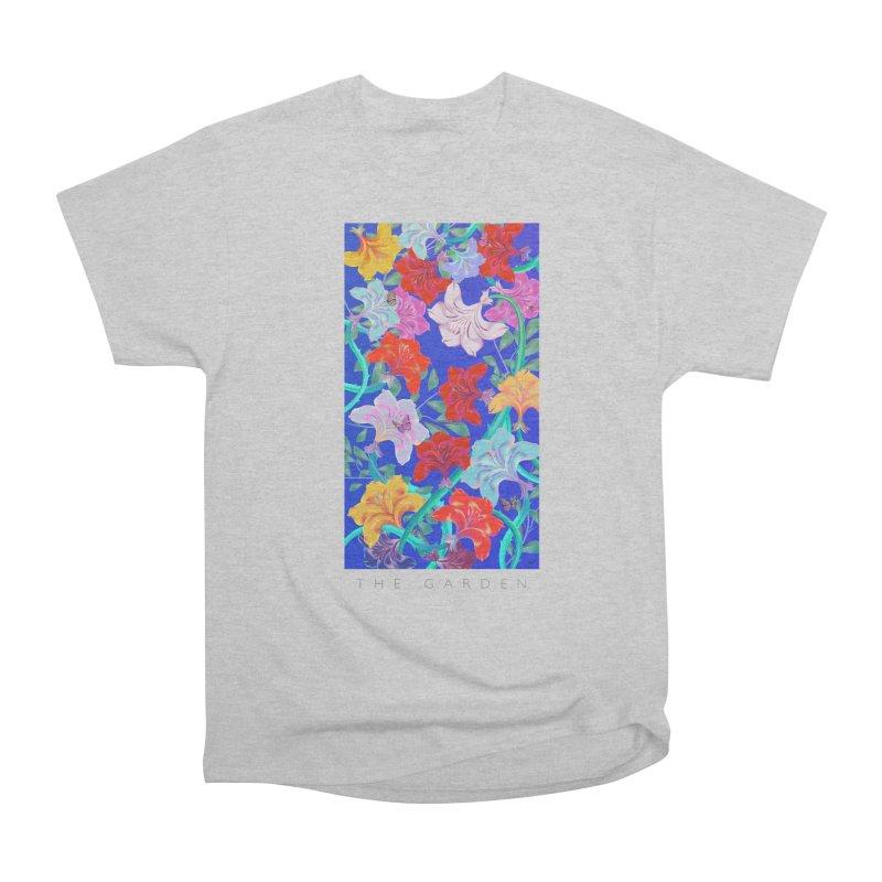 THE GARDEN Men's Heavyweight T-Shirt by mu's Artist Shop