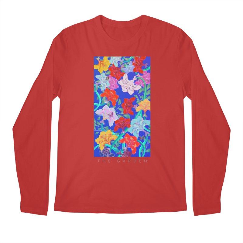 THE GARDEN Men's Regular Longsleeve T-Shirt by mu's Artist Shop
