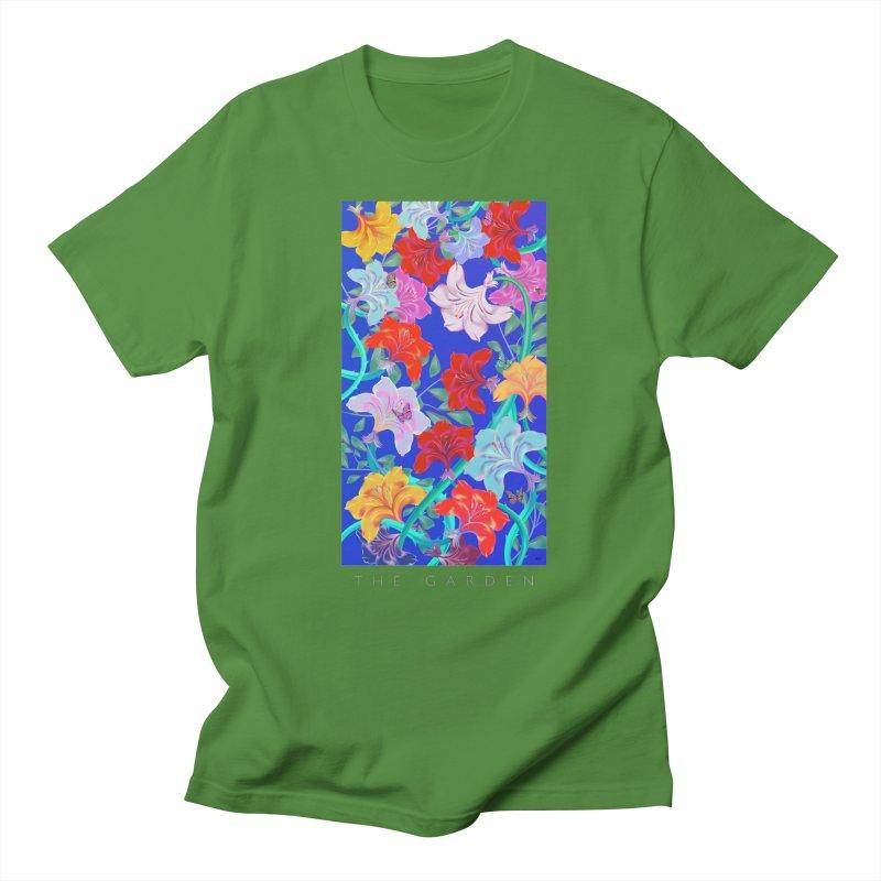 THE GARDEN Women's Regular Unisex T-Shirt by mu's Artist Shop