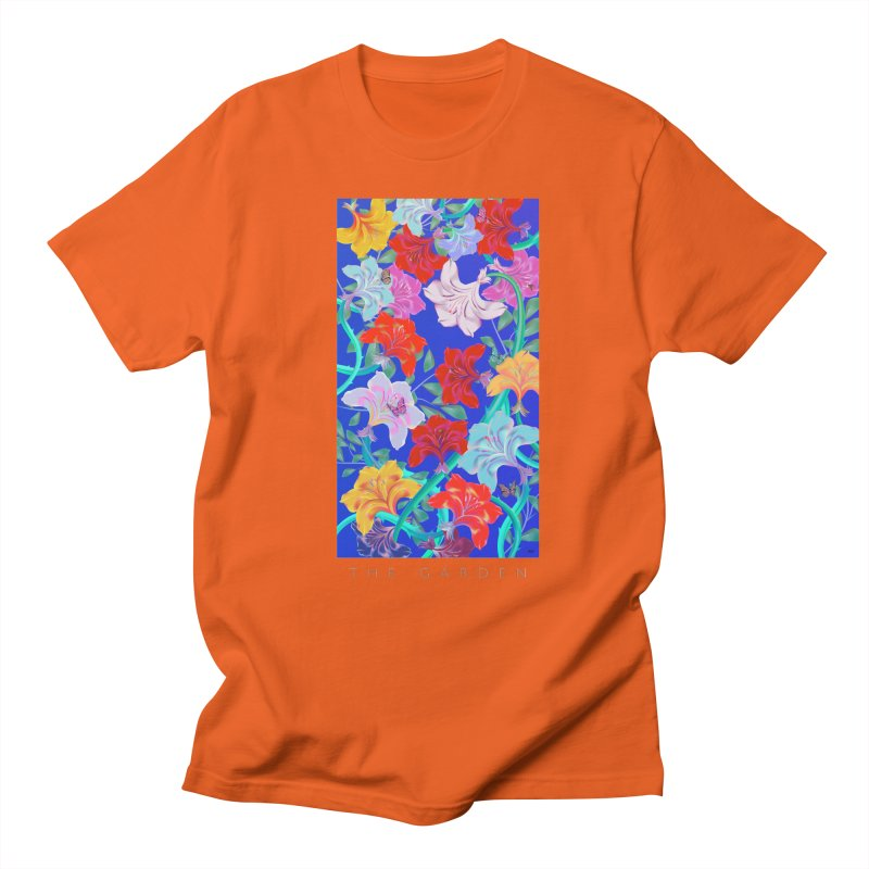 THE GARDEN Men's T-Shirt by mu's Artist Shop