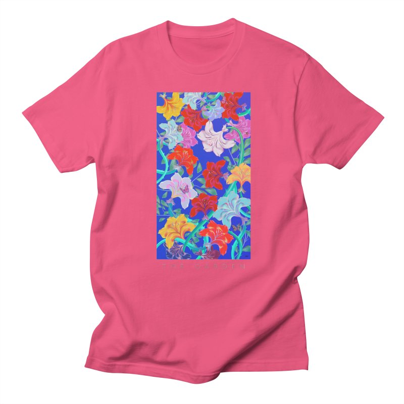 THE GARDEN Women's Regular Unisex T-Shirt by mu's Artist Shop
