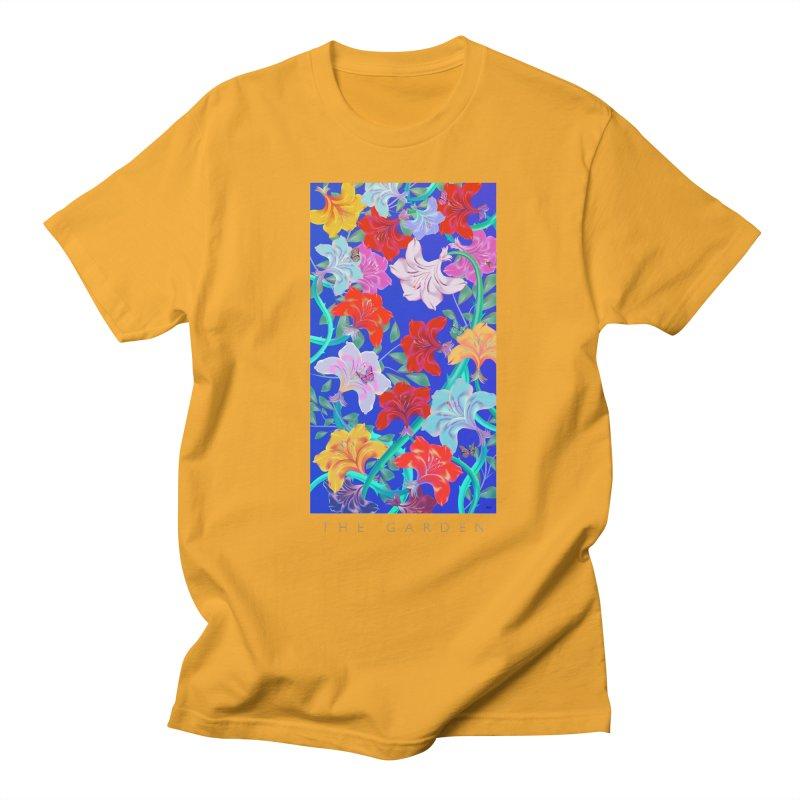 THE GARDEN Women's Unisex T-Shirt by mu's Artist Shop