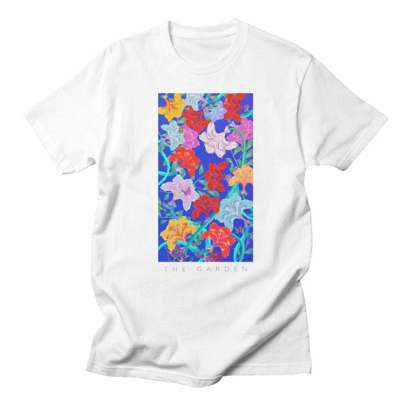 THE GARDEN Men's Regular T-Shirt by mu's Artist Shop