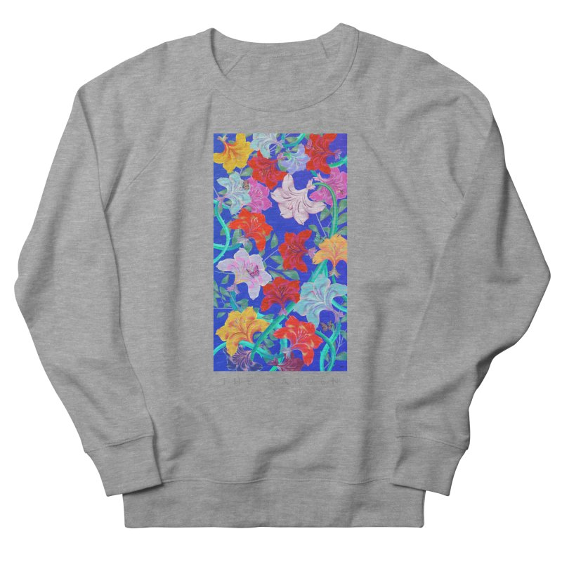 THE GARDEN Women's Sweatshirt by mu's Artist Shop