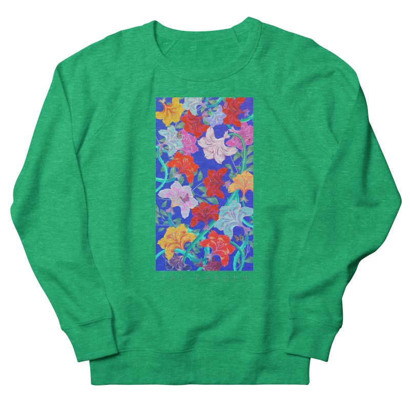 THE GARDEN Men's Sweatshirt by mu's Artist Shop