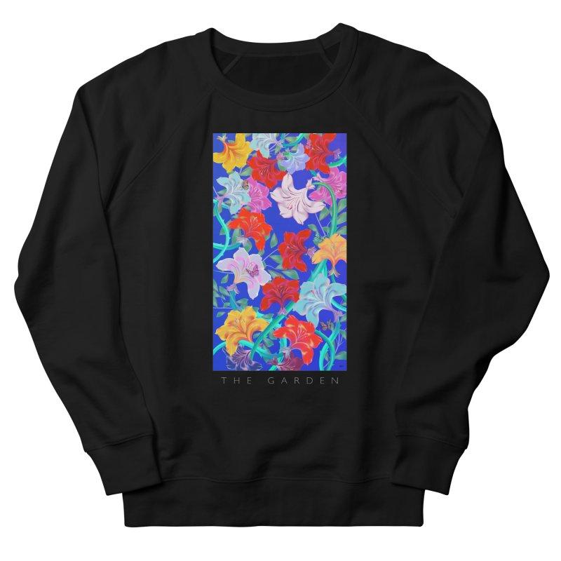 THE GARDEN Men's French Terry Sweatshirt by mu's Artist Shop