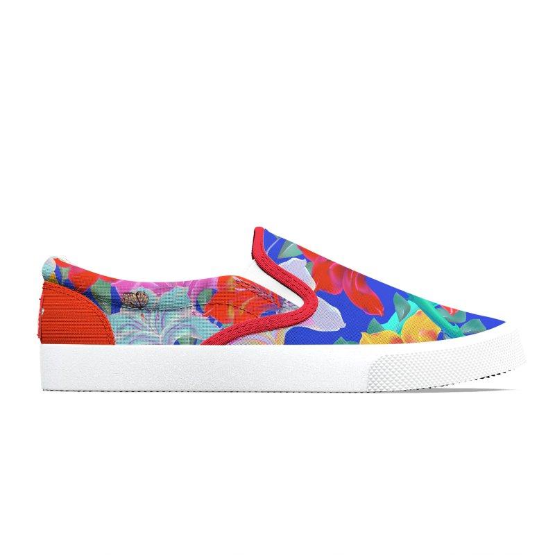 THE GARDEN Women's Shoes by mu's Artist Shop
