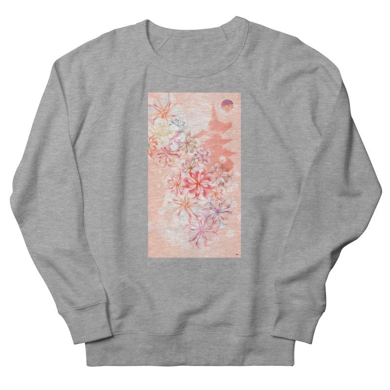 SPRING IN EDO Women's Sweatshirt by mu's Artist Shop