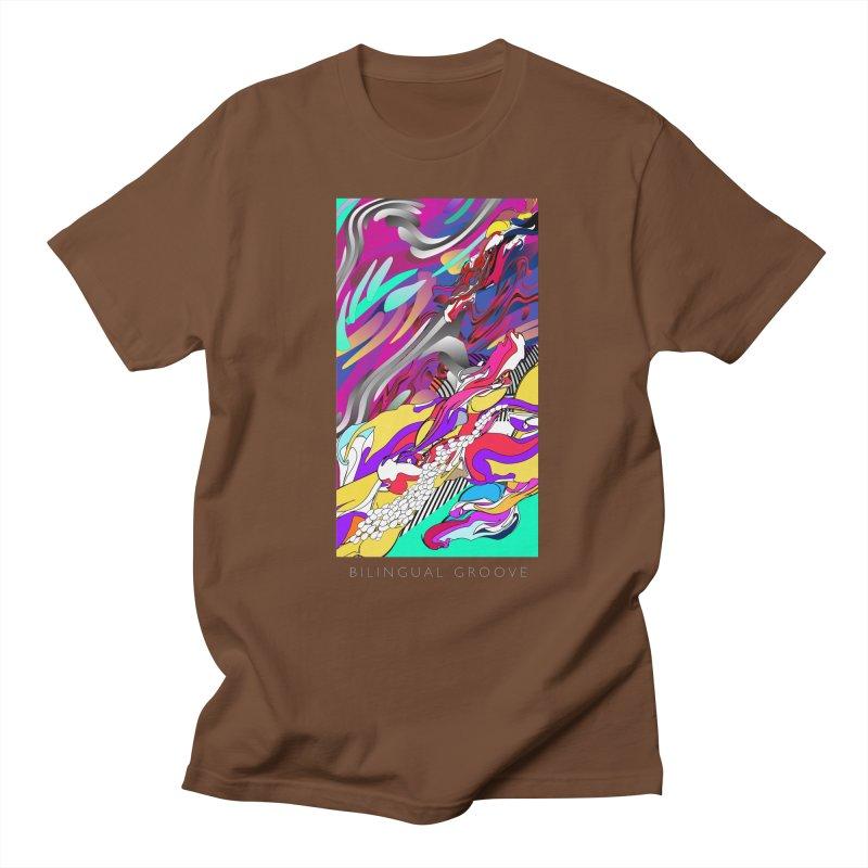 BILINGUAL GROOVE Women's Regular Unisex T-Shirt by mu's Artist Shop