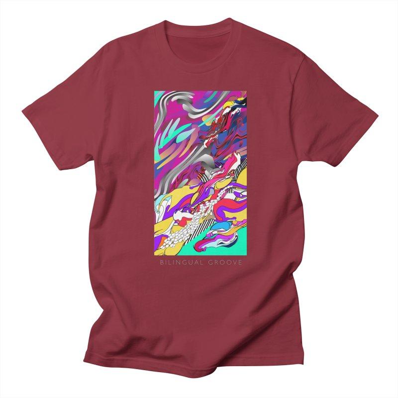 BILINGUAL GROOVE Women's Unisex T-Shirt by mu's Artist Shop