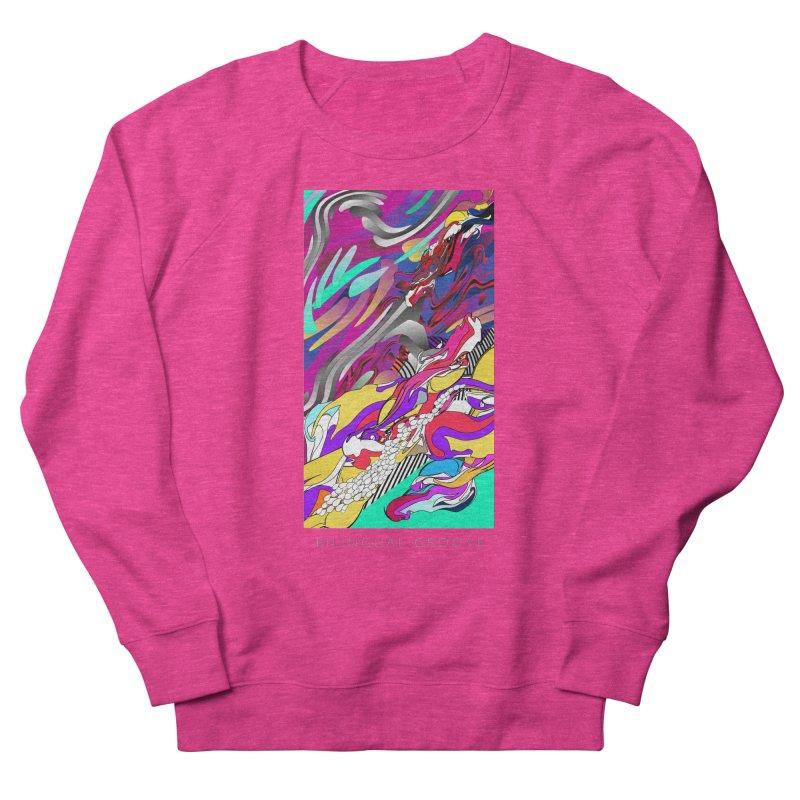 BILINGUAL GROOVE Women's French Terry Sweatshirt by mu's Artist Shop