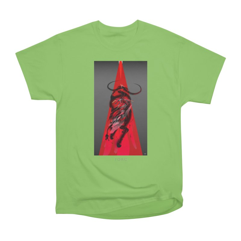 TORO! Men's Heavyweight T-Shirt by mu's Artist Shop
