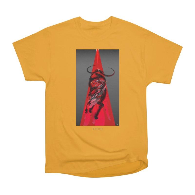 TORO! Men's Heavyweight T-Shirt by mu's Artist Shop