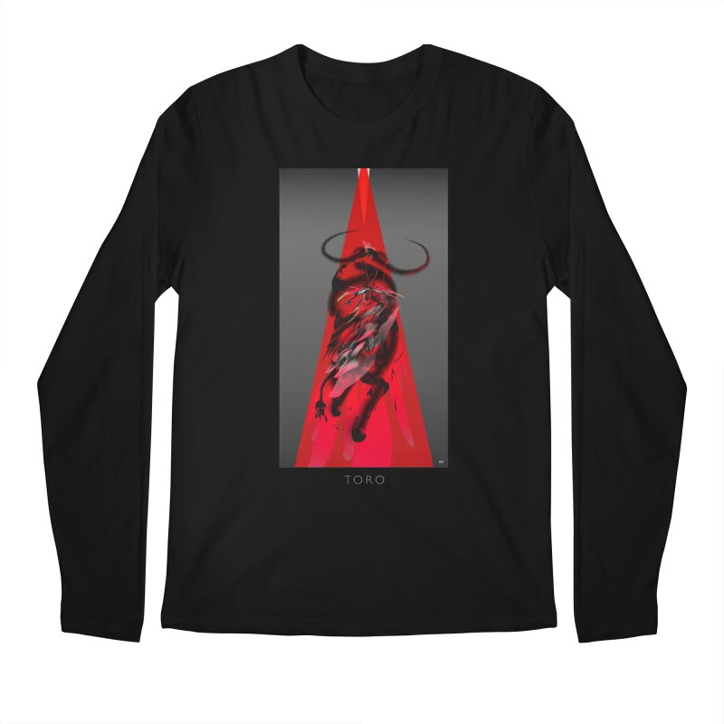 TORO! Men's Longsleeve T-Shirt by mu's Artist Shop