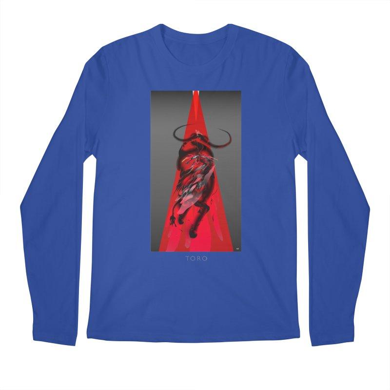 TORO! Men's Regular Longsleeve T-Shirt by mu's Artist Shop