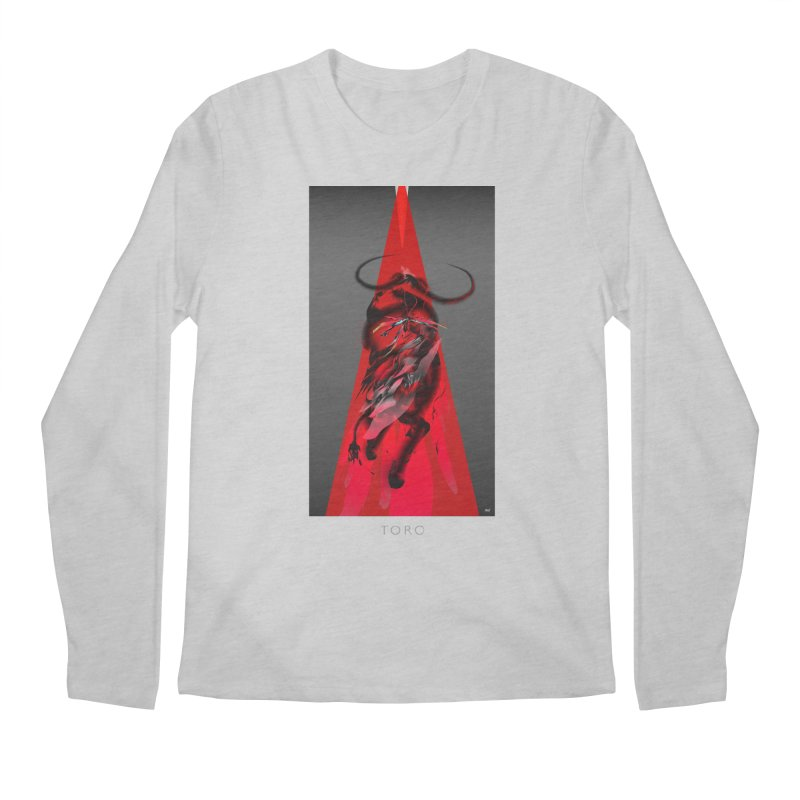 TORO! Men's Longsleeve T-Shirt by mu's Artist Shop