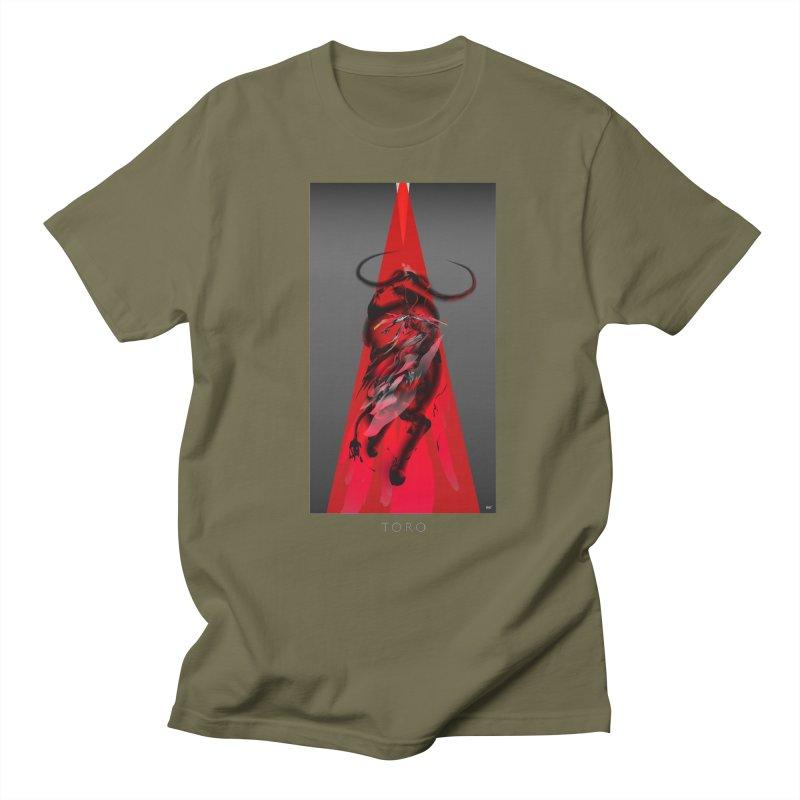 TORO! Women's Regular Unisex T-Shirt by mu's Artist Shop