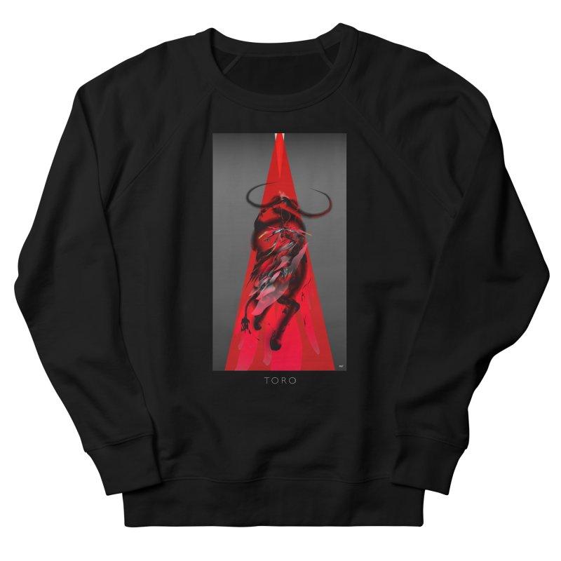 TORO! Women's Sweatshirt by mu's Artist Shop