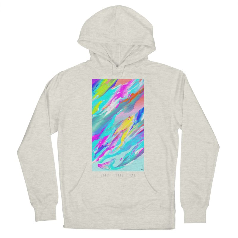 SHIFT THE TIDE Men's Pullover Hoody by mu's Artist Shop