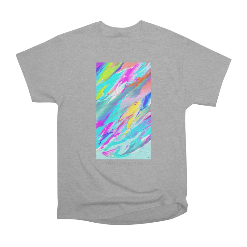 SHIFT THE TIDE Women's Classic Unisex T-Shirt by mu's Artist Shop