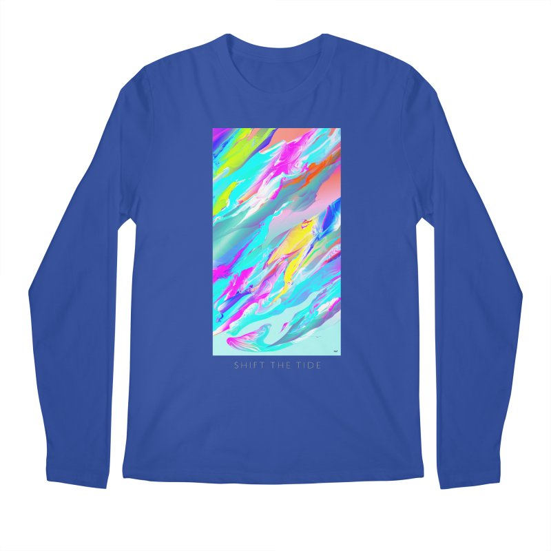 SHIFT THE TIDE Men's Longsleeve T-Shirt by mu's Artist Shop