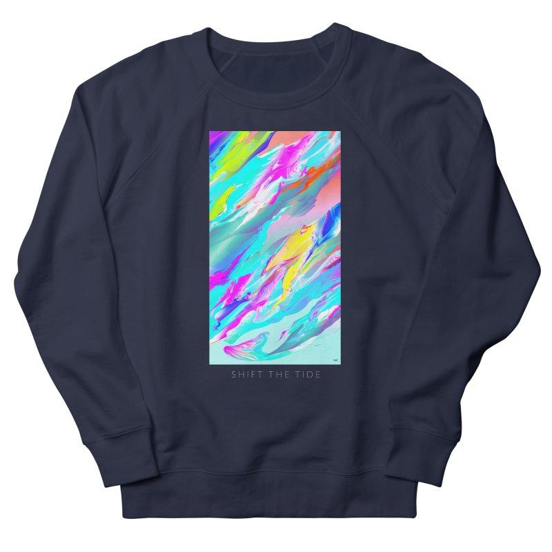 SHIFT THE TIDE Men's Sweatshirt by mu's Artist Shop