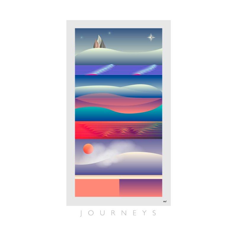 Journeys Home Framed Fine Art Print by mu's Artist Shop