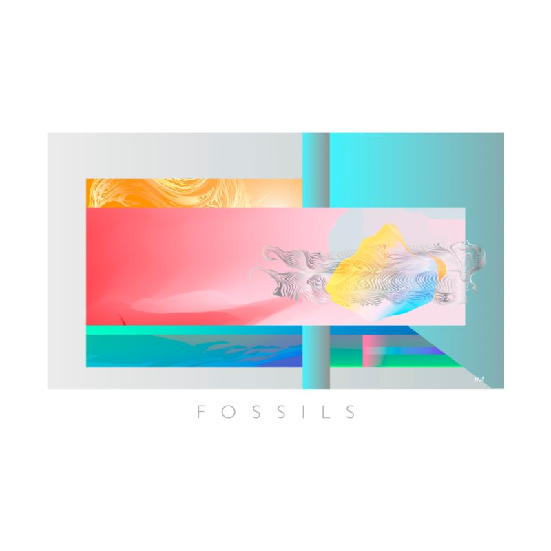 Fossils None  by mu's Artist Shop