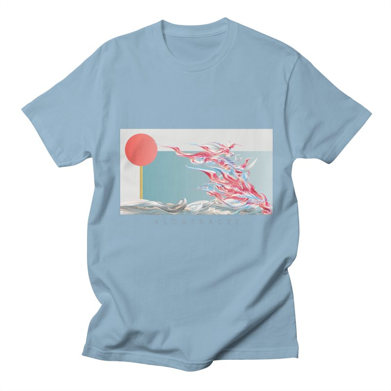 Alcatraces - Gannets Women's Regular Unisex T-Shirt by mu's Artist Shop