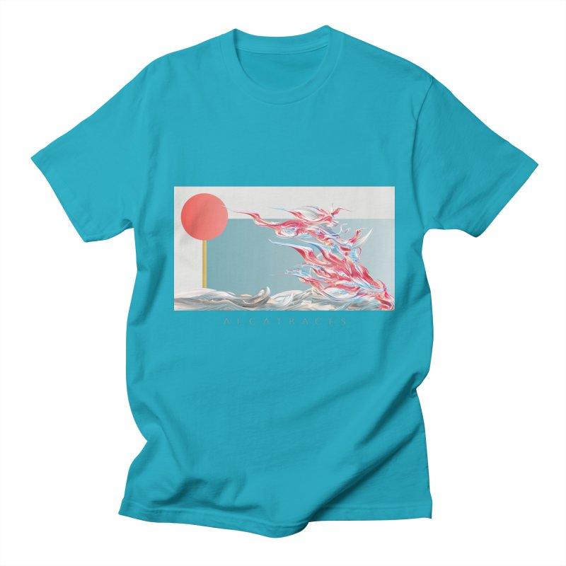 Alcatraces - Gannets Women's Regular Unisex T-Shirt by mu's Artist Shop