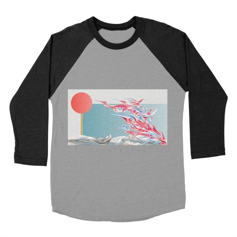 Alcatraces - Gannets Women's Baseball Triblend Longsleeve T-Shirt by mu's Artist Shop
