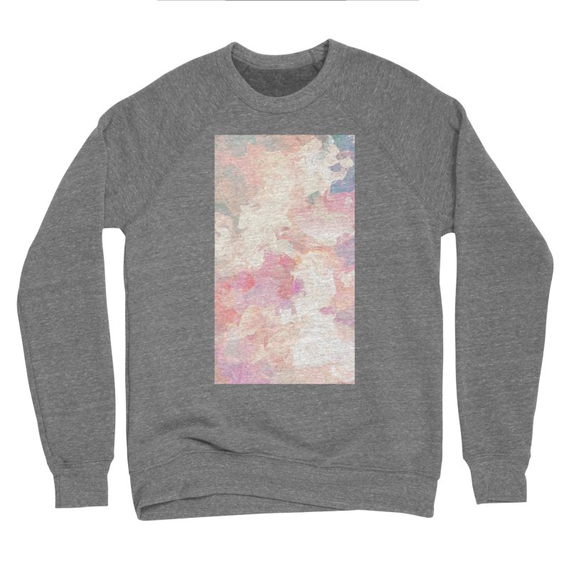 FLOWERY Men's Sponge Fleece Sweatshirt by mu's Artist Shop
