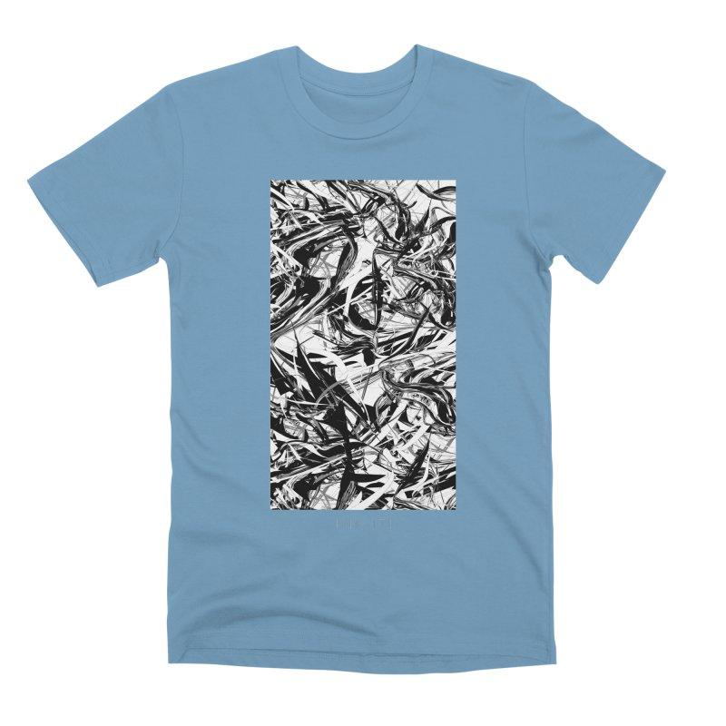 INK-IT! Men's Premium T-Shirt by mu's Artist Shop