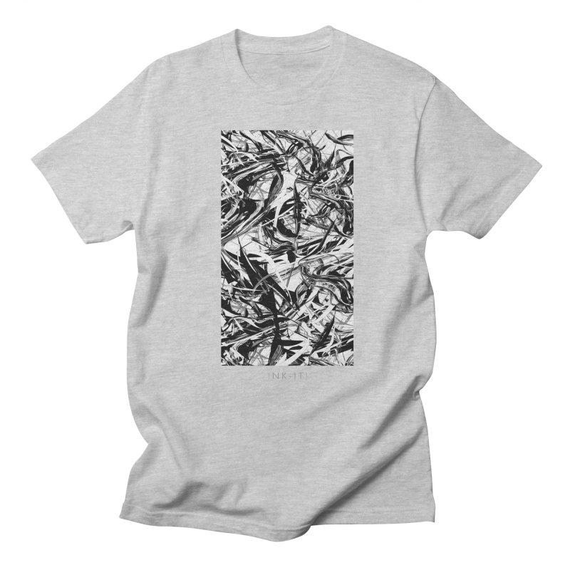 INK-IT! Women's Regular Unisex T-Shirt by mu's Artist Shop