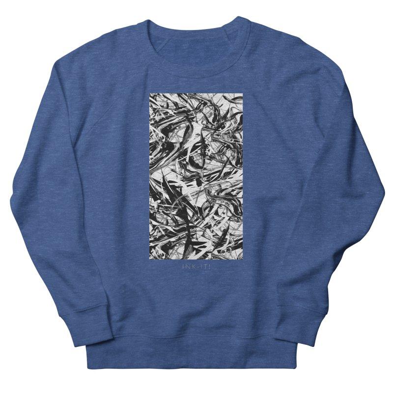 INK-IT! Women's French Terry Sweatshirt by mu's Artist Shop