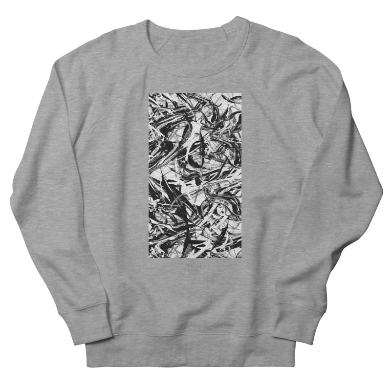 INK-IT! Women's French Terry Sweatshirt by mu's Artist Shop