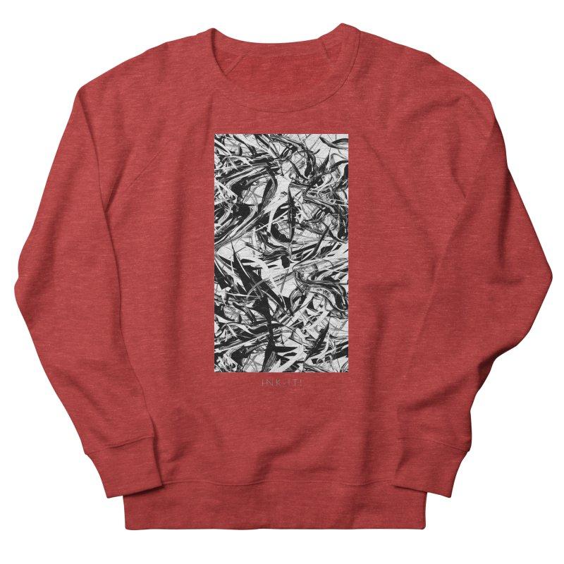INK-IT! Men's French Terry Sweatshirt by mu's Artist Shop
