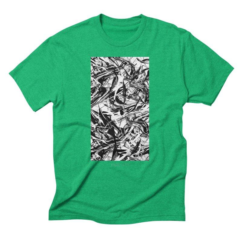 INK-IT! Men's Triblend T-Shirt by mu's Artist Shop