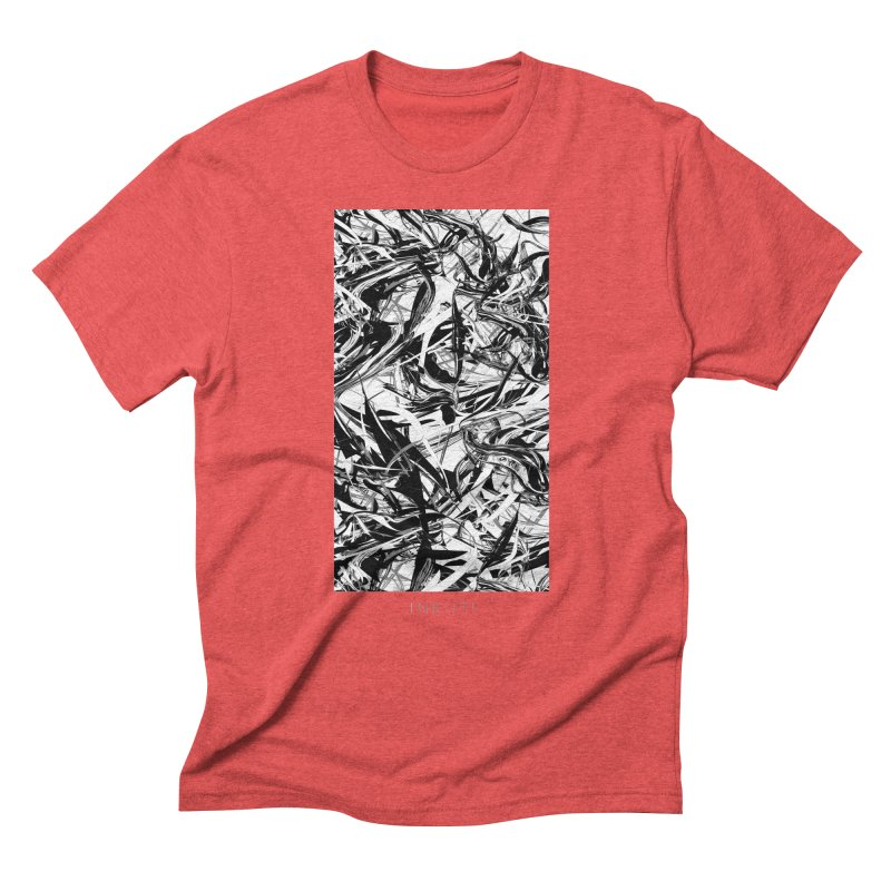 INK-IT! Men's Triblend T-Shirt by mu's Artist Shop
